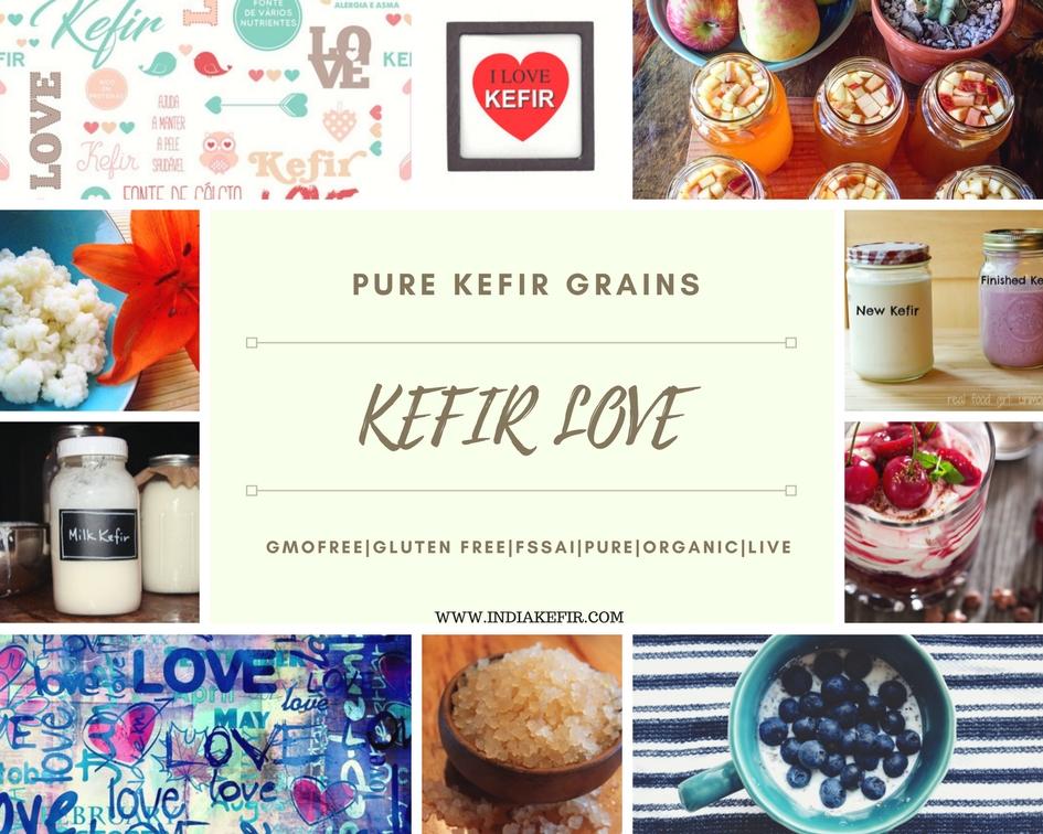 Buy Kefir Grains Online in India